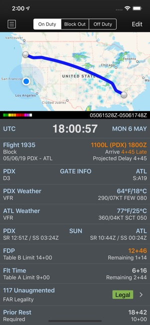 APDL - Airline Pilot Logbook on the App Store