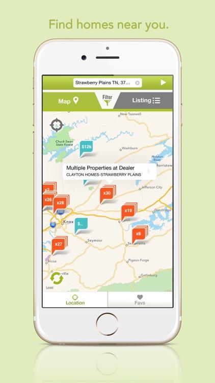 MyMobi Home Finder