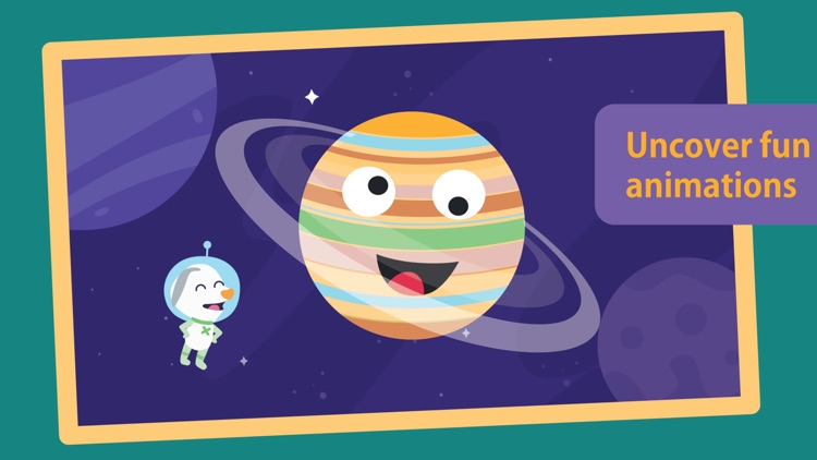 Kids Solar System - Adventure screenshot-4