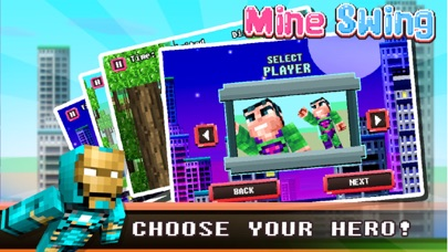 Screenshot #2 pour MineSwing: Games for Minecraft