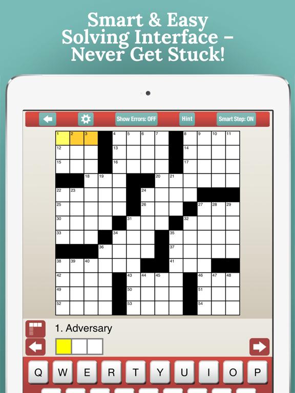 Penny Dell Daily Crosswordのおすすめ画像2