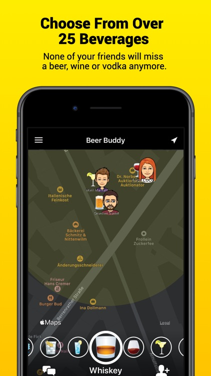 Beer Buddy - Drink with me! screenshot-4