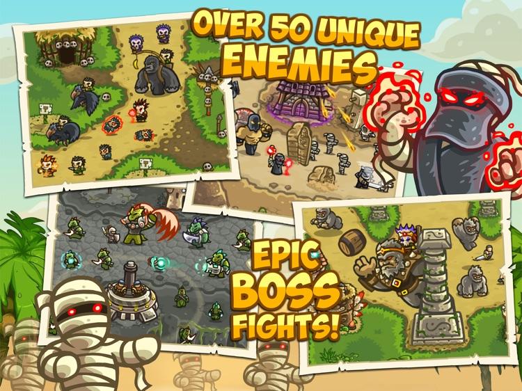 Kingdom Rush Frontiers HD screenshot-3