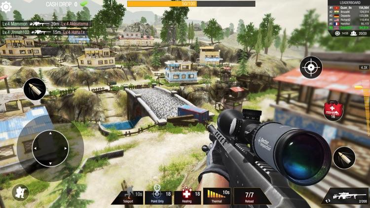 Bullet Strike: Sniper 3D PvP screenshot-4