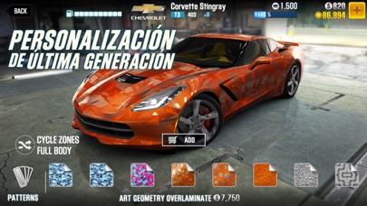 Descargar CSR Racing 2 para Android