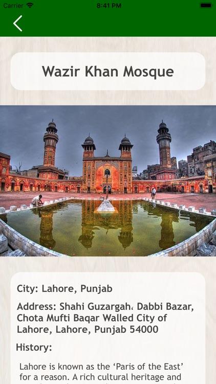 Pakistan : Historical Places by Umair Shams