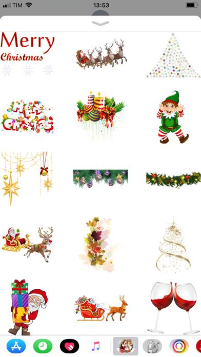 Christmas and Happy New Year screenshot three