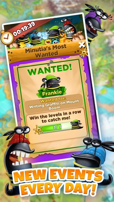 Best Fiends - Puzzle Adventure app image