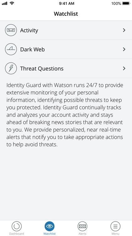Identity Guard with Watson screenshot-4