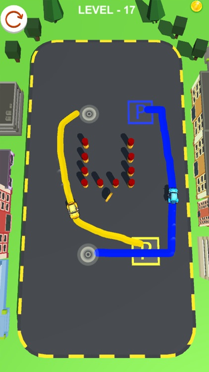 Parking Master 3D - Draw Road screenshot-4