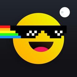 EmojiCam 貼紙相機