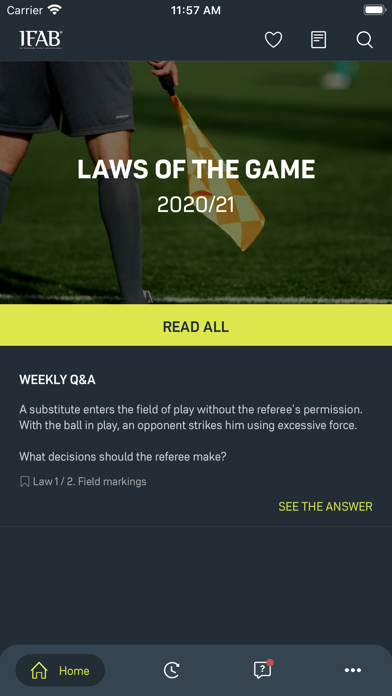 messages.download Laws of the Game software