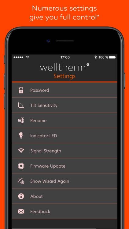 Welltherm screenshot-4