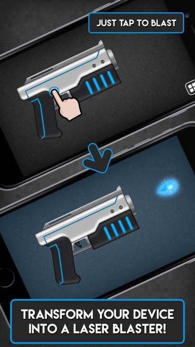 Hyper Laser Blaster - 窓用