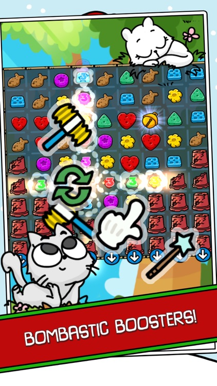 Berry Cat Blast screenshot-3