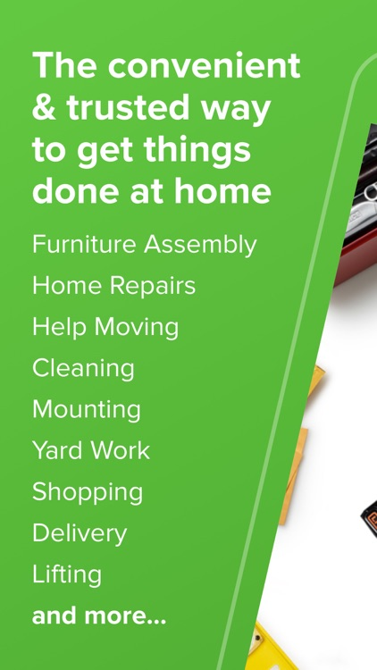TaskRabbit - Handyman & More screenshot-0