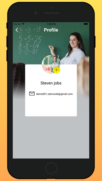 School-Manager app image
