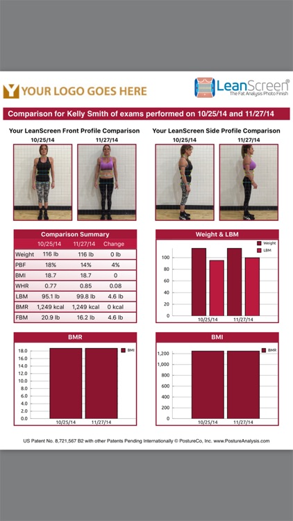 LeanScreen: Body Fat Analysis
