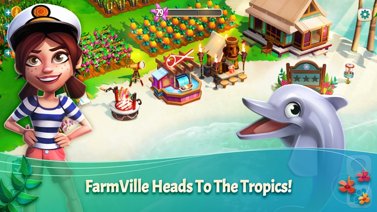 FarmVille 2: Tropic Escape screenshot-0