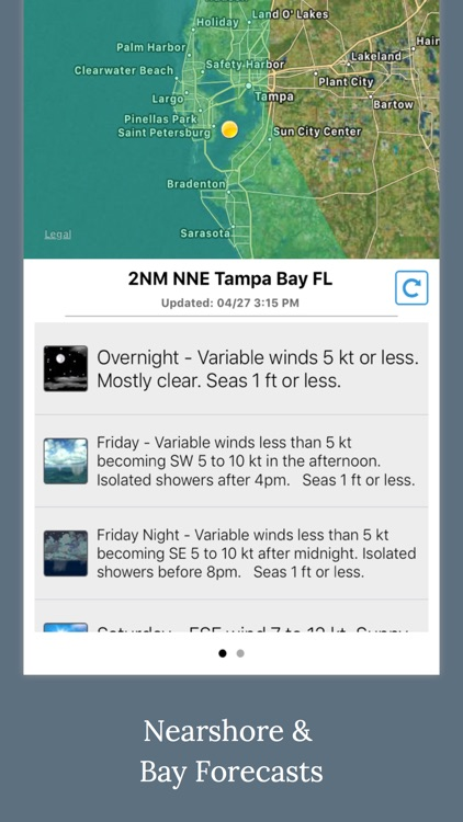 Florida Boating Weather