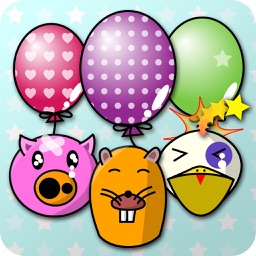 My baby game (Balloon Pop)
