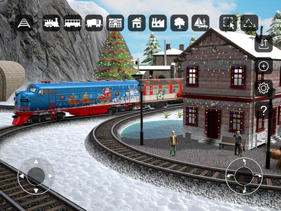 Model Railway Easily Christmas screenshot 16