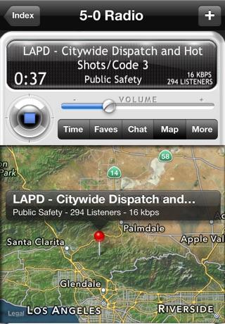 5-0 Radio Pro Police Scanner | AppFollow