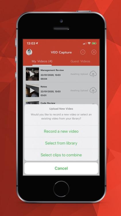 VEO Capture screenshot-3