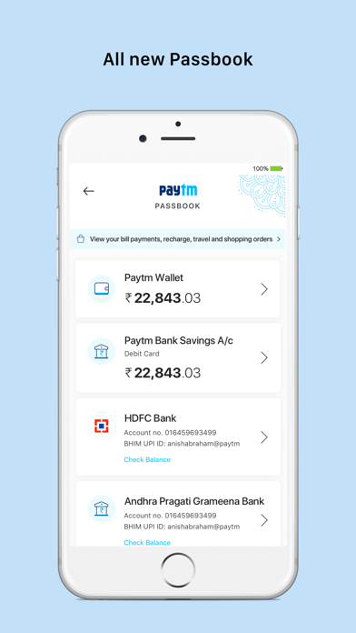 download Paytm- Payments & Bank Account