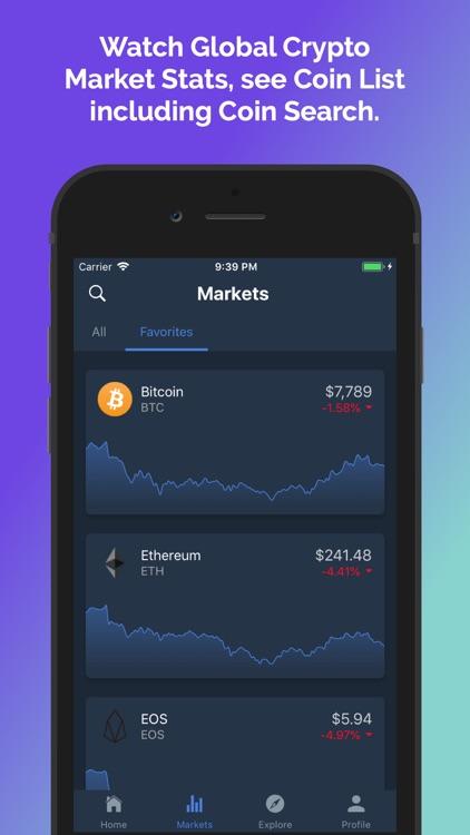 CoinBlick: Crypto News screenshot-5