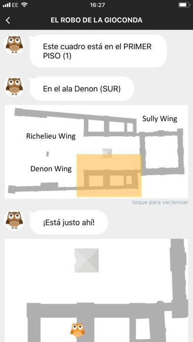 Descargar Louvre Chatbot Guide para Android