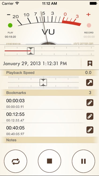 Voice Record Pro 7 Full screenshot-0
