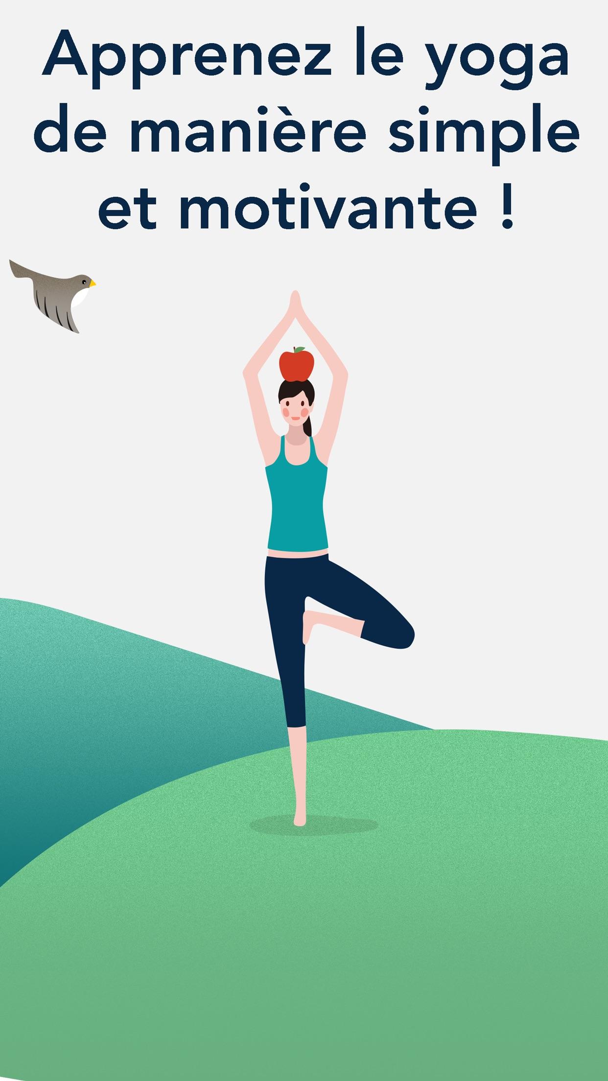 Yoga avec Gotta Joga Screenshot