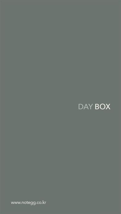 Screenshot #1 pour DAYBOX