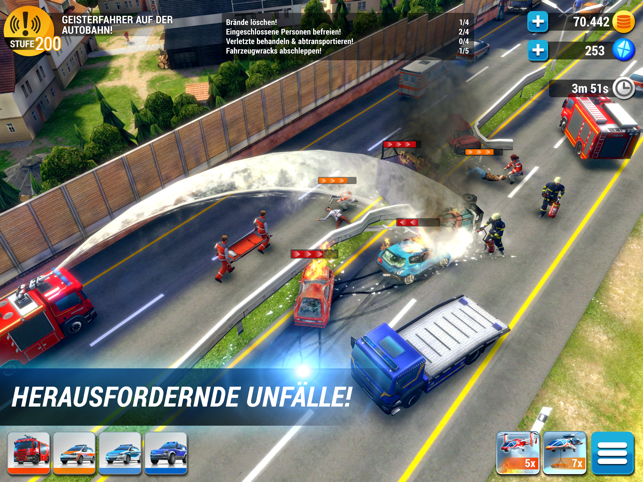 ‎EMERGENCY HQ Screenshot