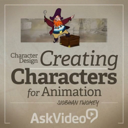 Characters for Animation