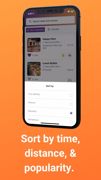 Checkle: Find Happy Hours screenshot-5