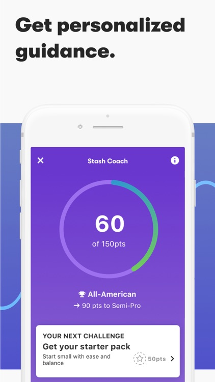 Stash: Invest. Learn. Save. screenshot-4