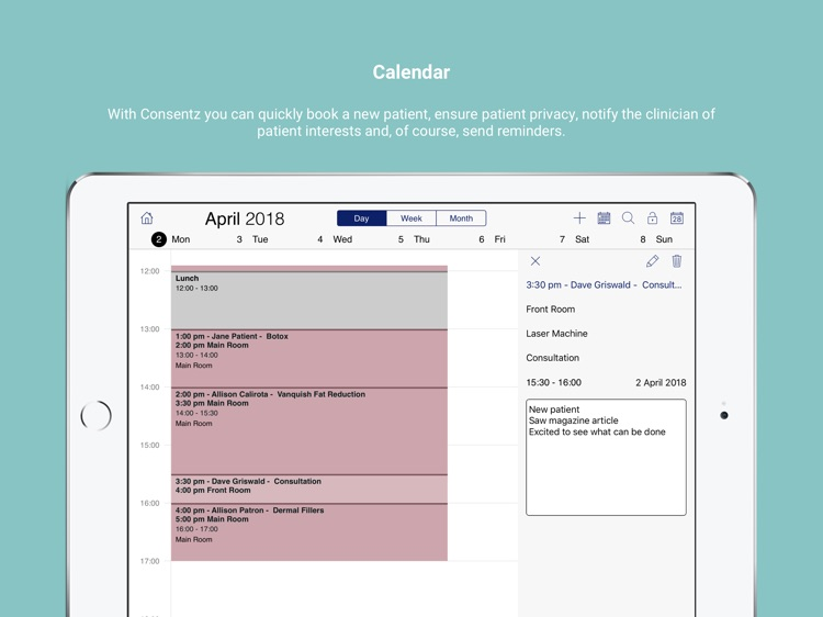 Consentz screenshot-3