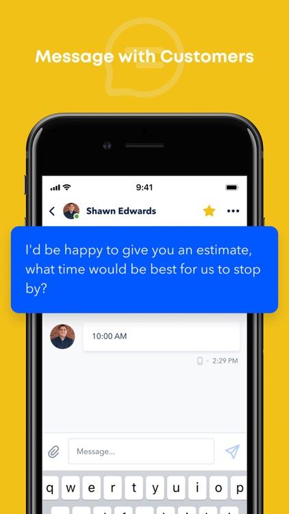GoSite - #1 Small Business App screenshot-4