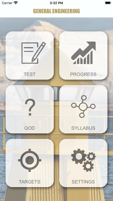 General Engineering Exam screenshot 1