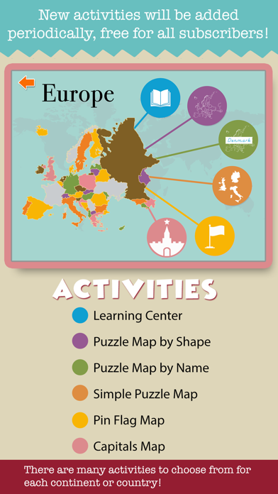 Montessori Ultimate Geography screenshot 3