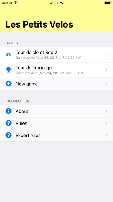Les Petits Vélos screenshot 1