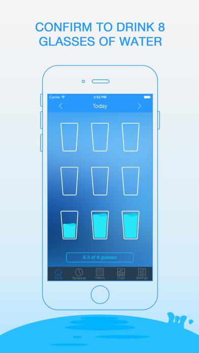 Daily Water - Drink Reminder screenshot