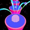 Jump Ball Hop – Stack Color 3D