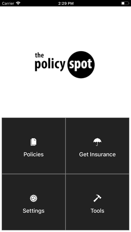 PolicySpot screenshot-1