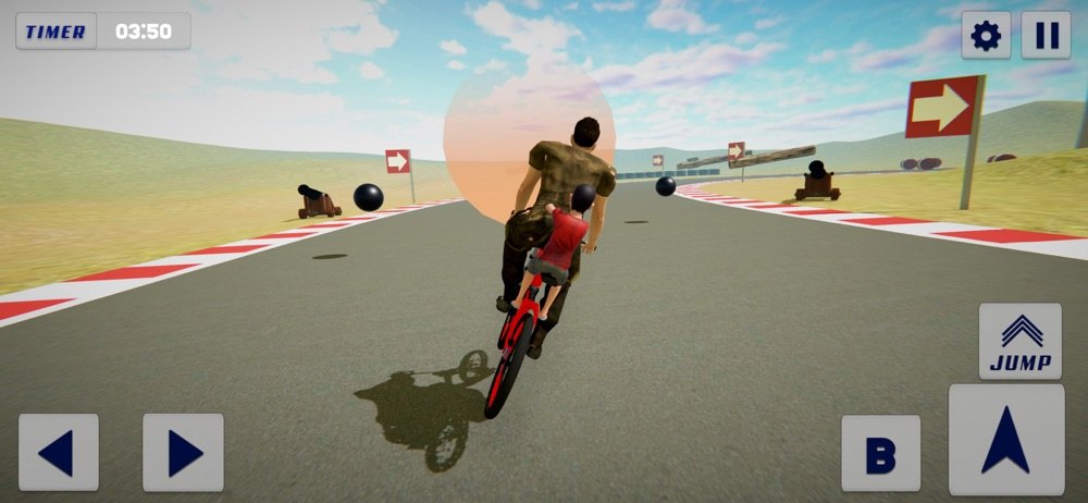 Guts BMX Obstacle Course hack tool