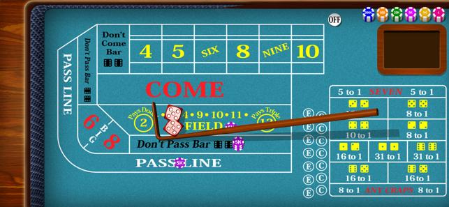 Craps Vegas Casino Craps 3d On The App Store