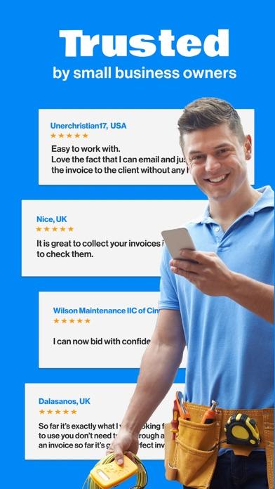 Invoice Maker Screenshot