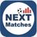 축구 통계 및 예측 - Next Matches